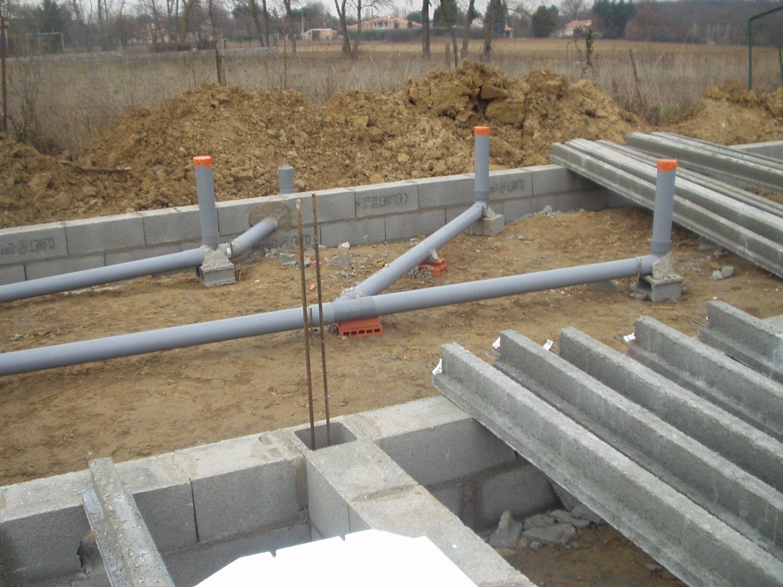 Vide sanitaire notre construction - Isoler un vide sanitaire ...